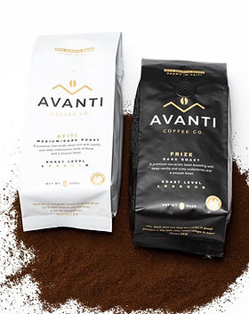 Avanti Coffee Company Coffee Lover Bundle. Direct Trade Coffee from Haiti.