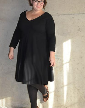 Imagine Goods Plus-sized Dress. Ethical Fashion Making a Difference. https://imaginegoods.com/collections/womens