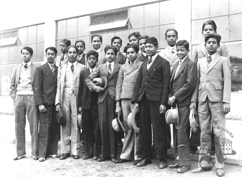 Indian students of Bata Shool Of Work 19