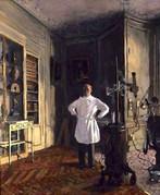Edouard (Jean-Edouard) Vuillard - Doctor