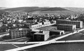 Bata School Of Work, now University of T