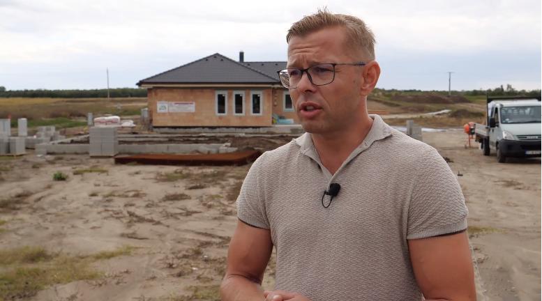 Fazekas Norbert, a Global Cégcsoport alapító-tulajdonosa beszélt arról, hogyan valósul meg a költséghatékonyság a megújuló energiaforrás használatával