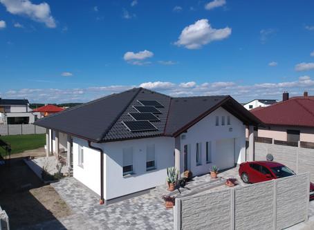 Újabb alacsony költségű napelemrendszert adtunk át