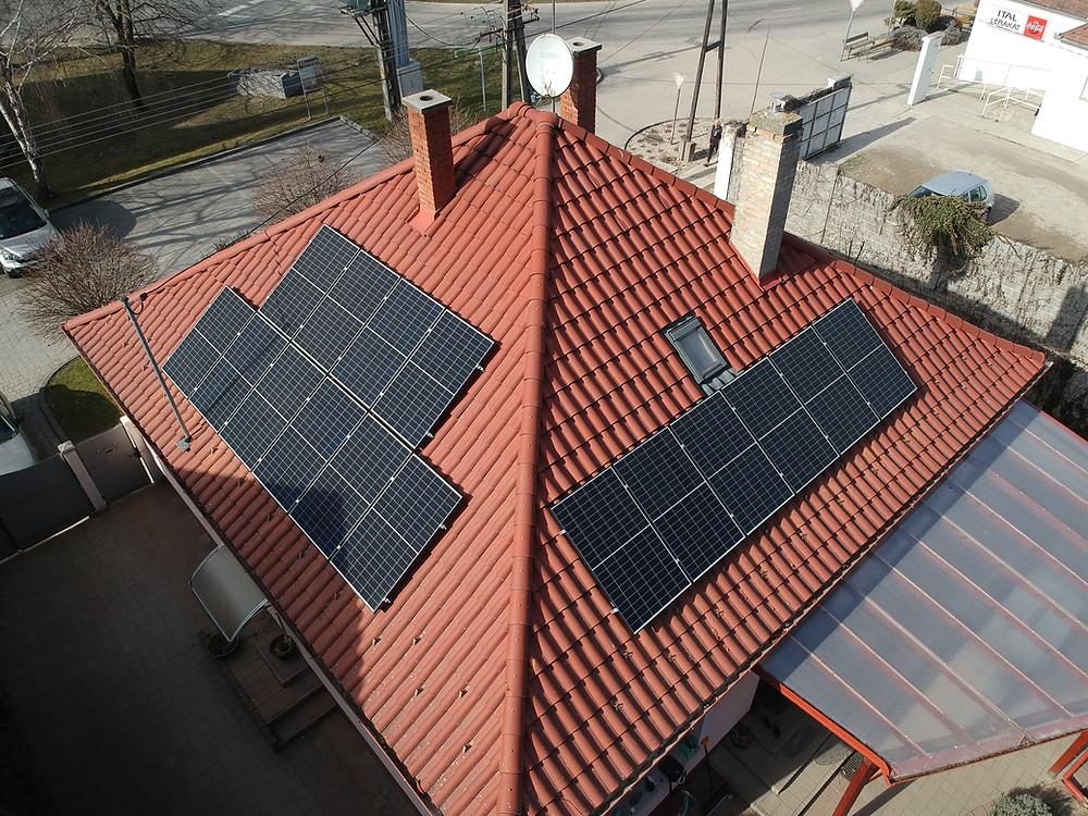 A napelemrendszerek telepítését is szolgáltathatod