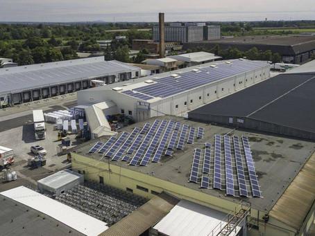 Országszerte 100-nál is több élelmiszerüzleten telepít napelemrendszert a COOP