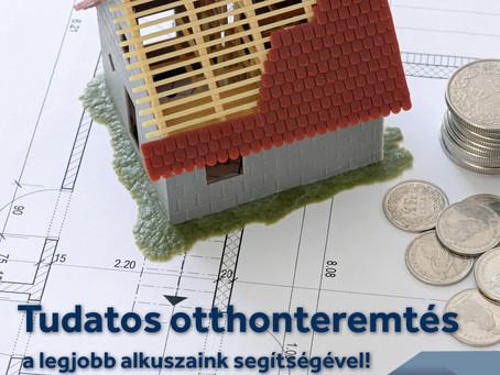 Az otthonteremtési program újdonságaival jól indul az év