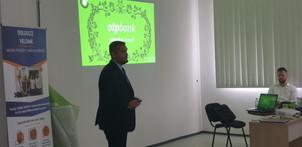 OTP Bank előadás