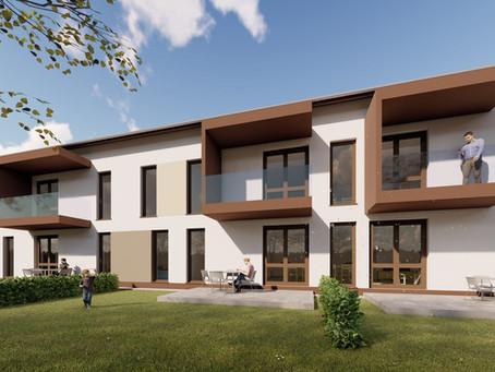Pörög az új lakások piaca és nagy az igény az új házakra is