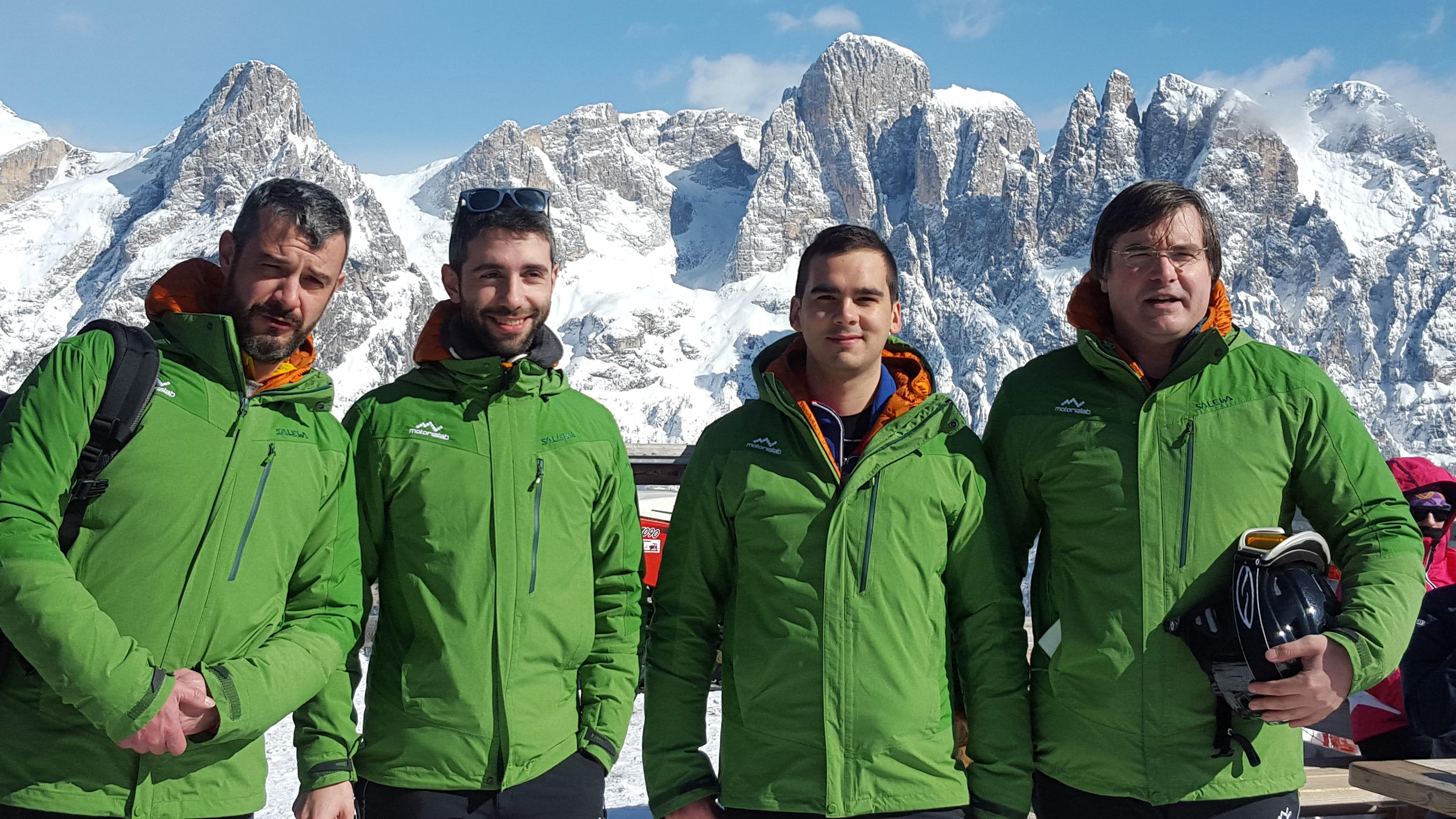 Sicurezza nel mondo dello sci