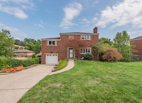 1727 Berkwood Drive, Pittsburgh, PA 15243