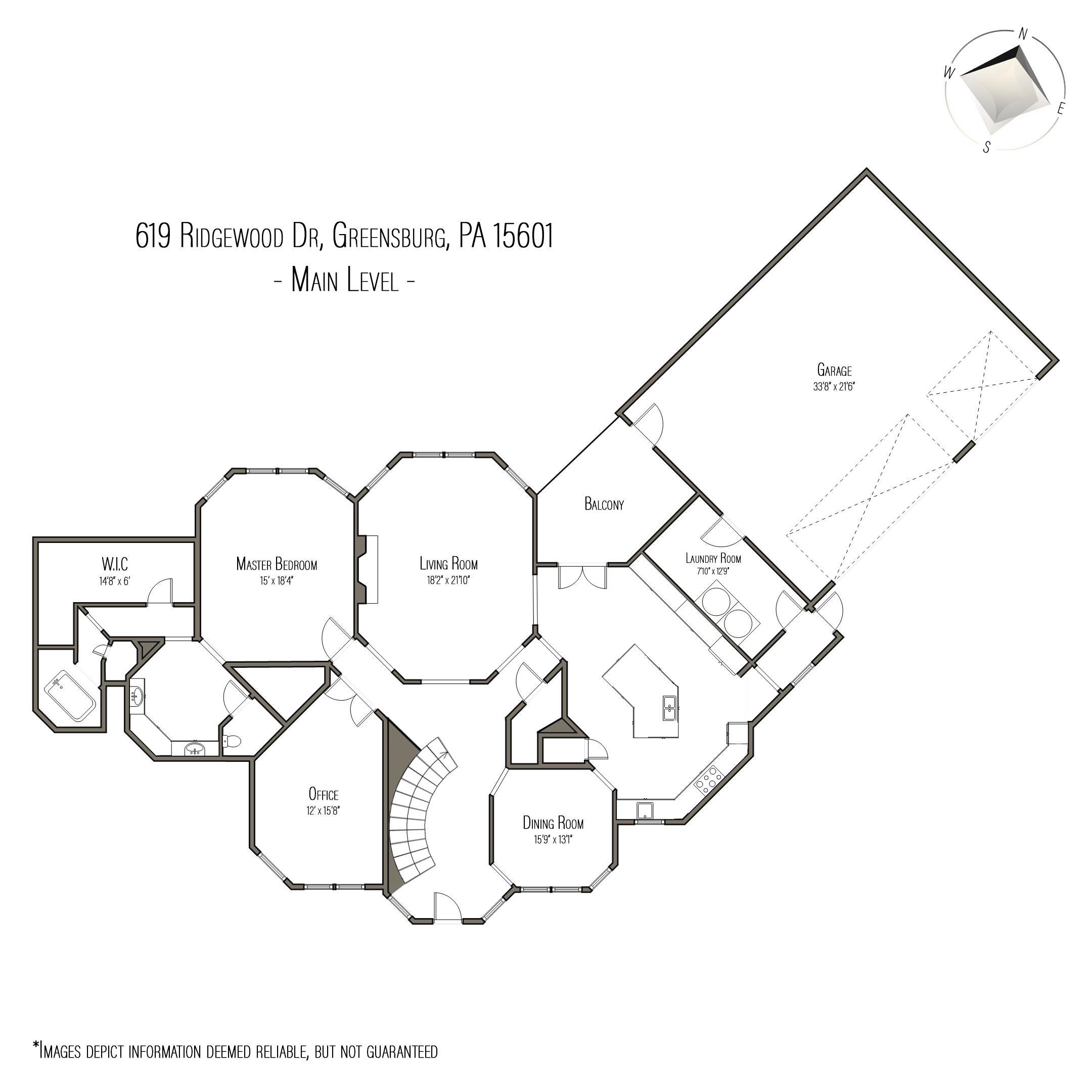 Kitchen Gallery Greensburg Pa: 619 Ridgewood Dr, Greensburg, PA 15601
