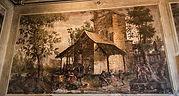 Palazzo_Mezzabarba_dipinto_a_parete_anti