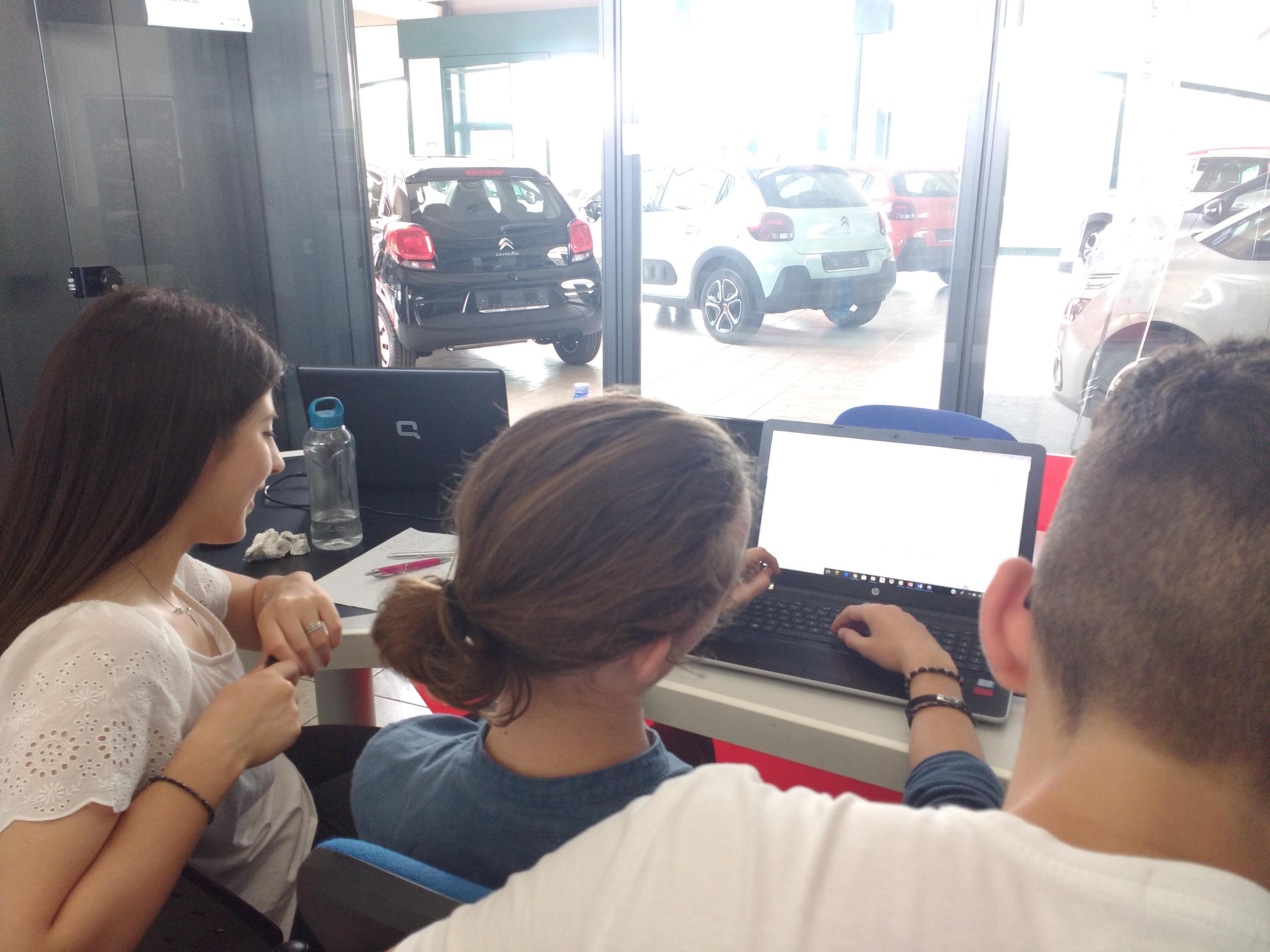 Laboratori creativi in AMB Le Privilege 2