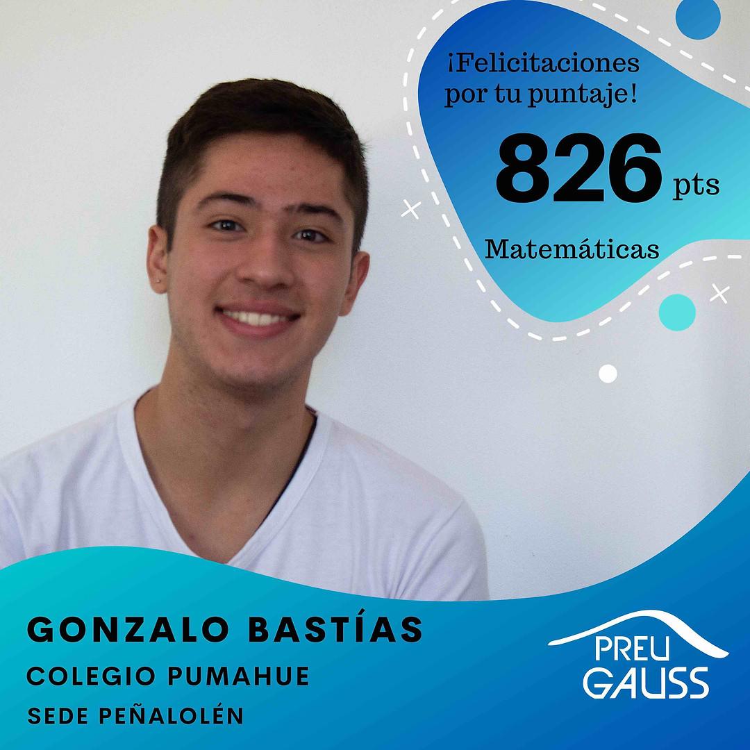 [P19-001] Gonzalo Bastias - Matematicas.