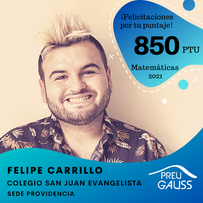 [S20-022] Felipe Carrillo - Matemáticas