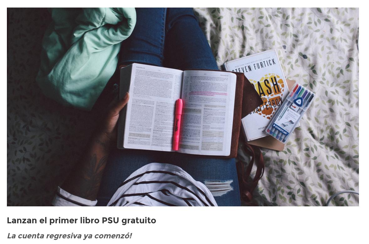 INFO PSU-primer-libro-gratuito-para-preparar-la-psu
