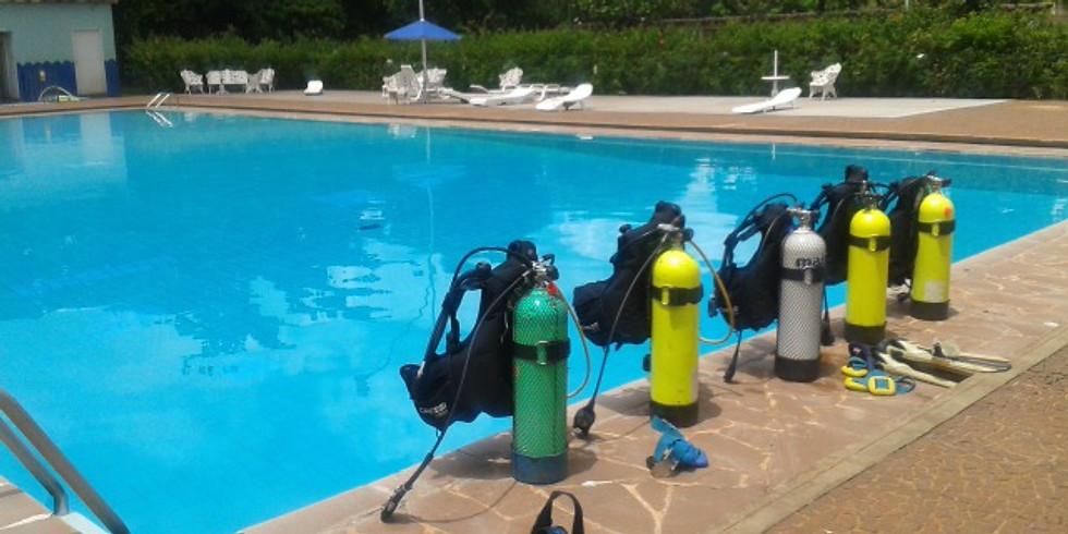 Curso de mergulho básico - OWD
