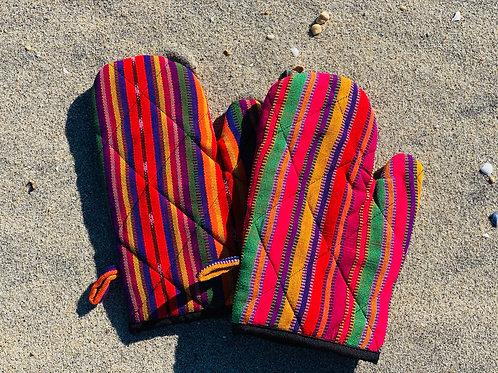 Mayan mitts