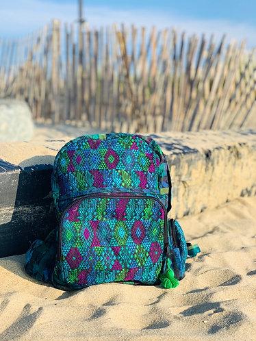 Mayan Purple backpack
