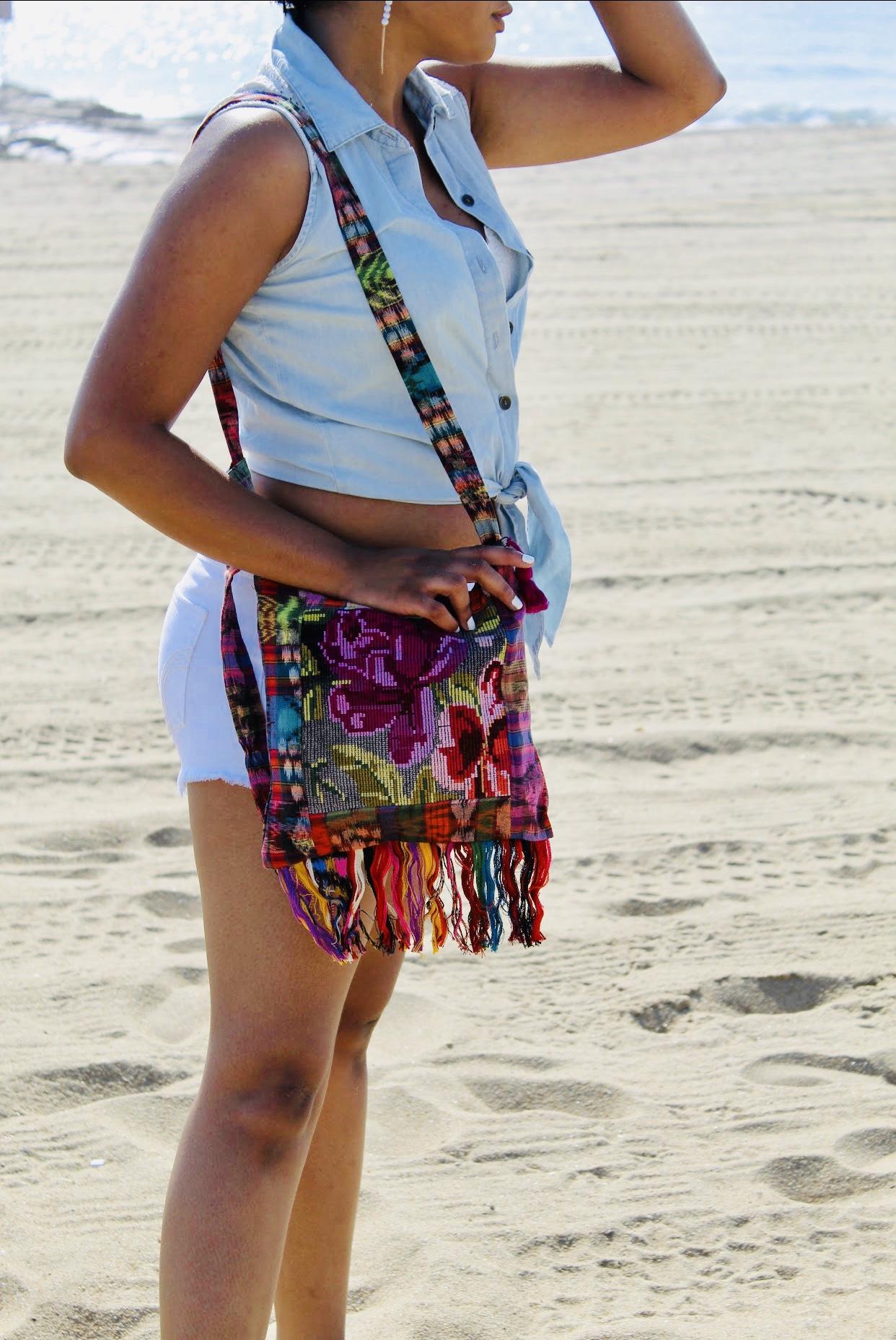 Mayan Bright Bag