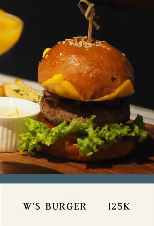 W's Burger