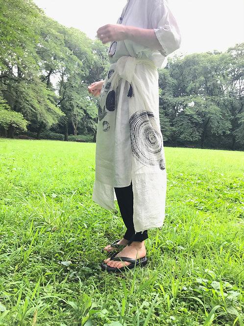 kiwawa| Cloth 白×黒