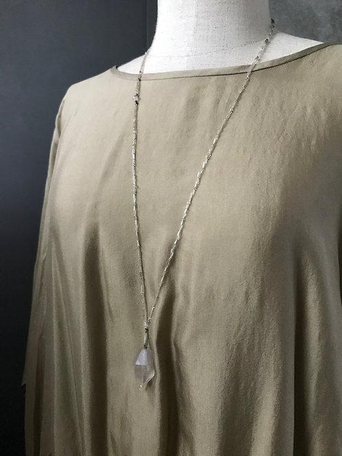水晶- Vintage necklace 02