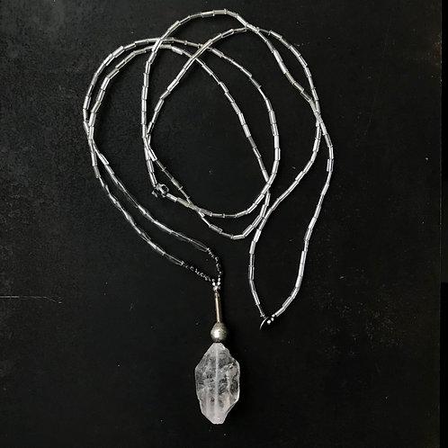 水晶- Vintage necklace 01