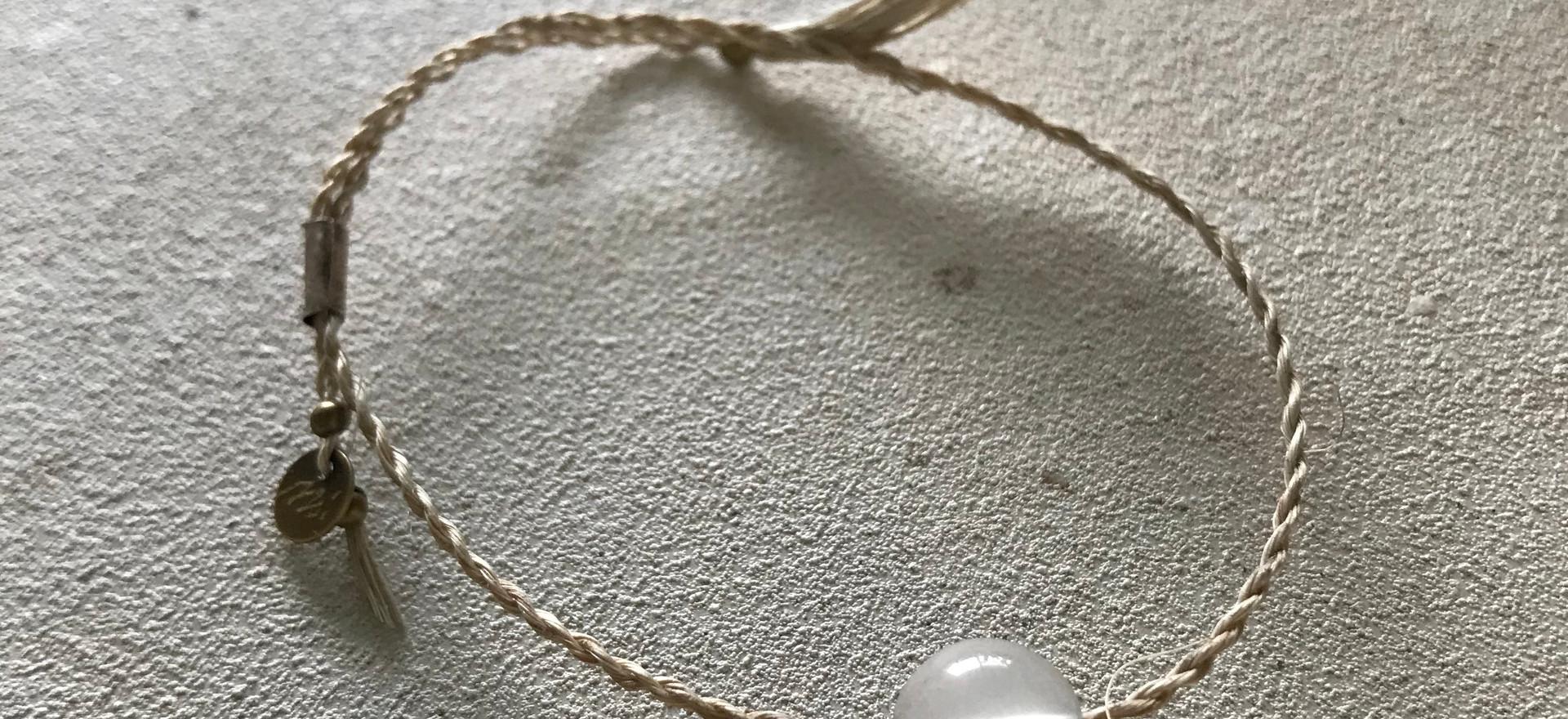 bless -milky quartz