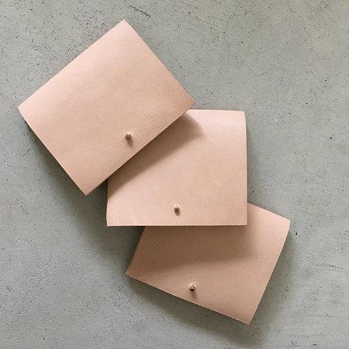 flat mini wallet