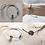 Thumbnail: bless Abaca bracelet-tourmaline