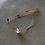 Thumbnail: bless Abaca bracelet-kunzite