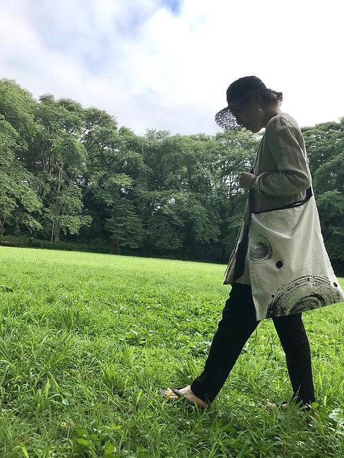 kiwawa|シルクスクリーンbag-03