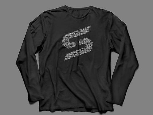 SH Brand Longsleeve (Black)