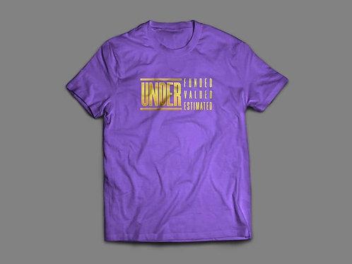 HBCU's MATTER Tee (Purple)