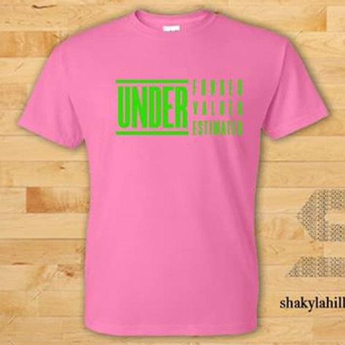 HBCU's MATTER Tee (Pink)