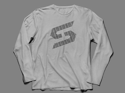 SH Brand Long Sleeve (White)