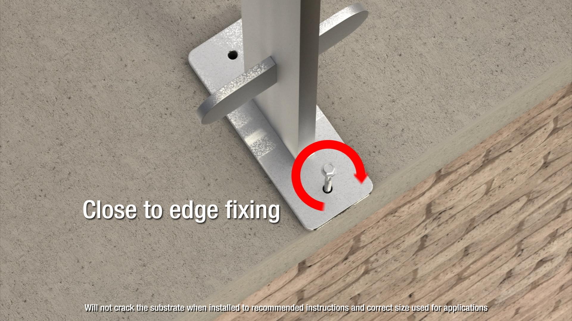 Balustrade Animation Close to the Edge