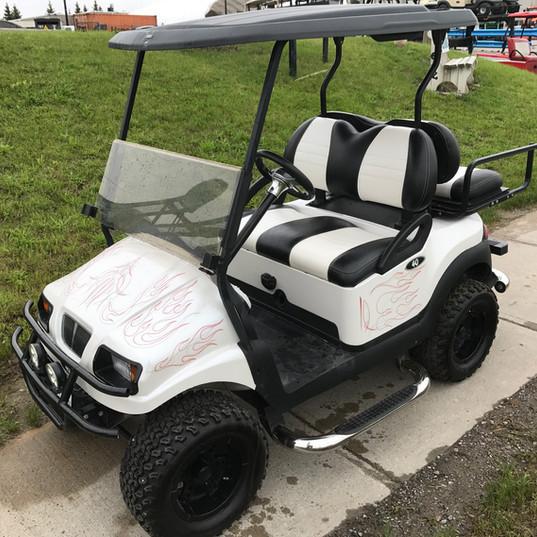 Custom Golf Cart - 2008 Club Car Precede