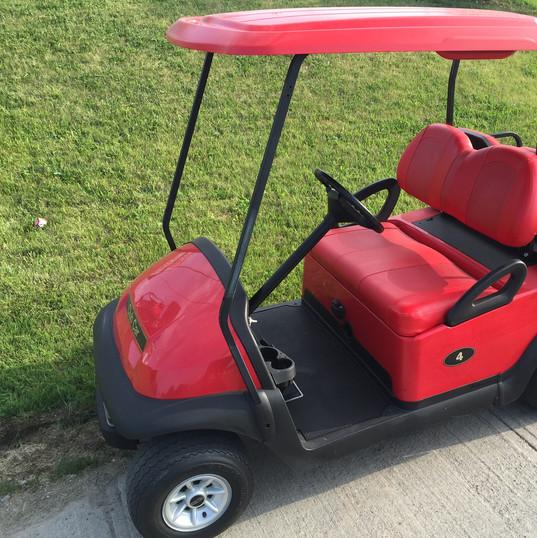 golf cart red 2010 original batteries.JP
