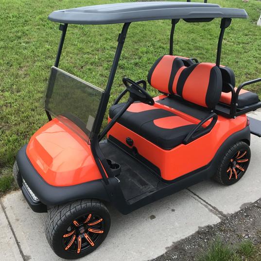 Custom Golf Cart - 2012 Club Car Precede
