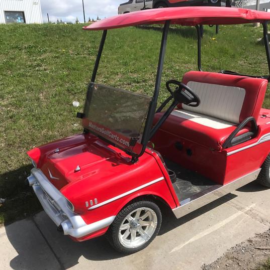 Golf Cart 57 Chevy.JPG