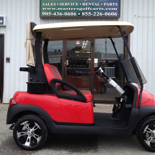 Custom red with mag wheels.JPG