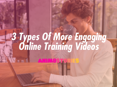 3 Types Of More Engaging Online Training