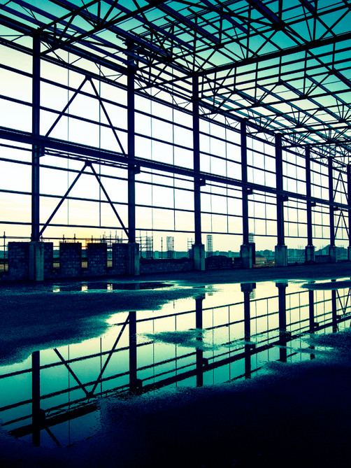 Corporate Industrial Photography
