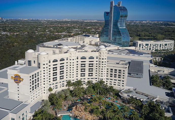 Hard Rock Casino –Hollywood, FL