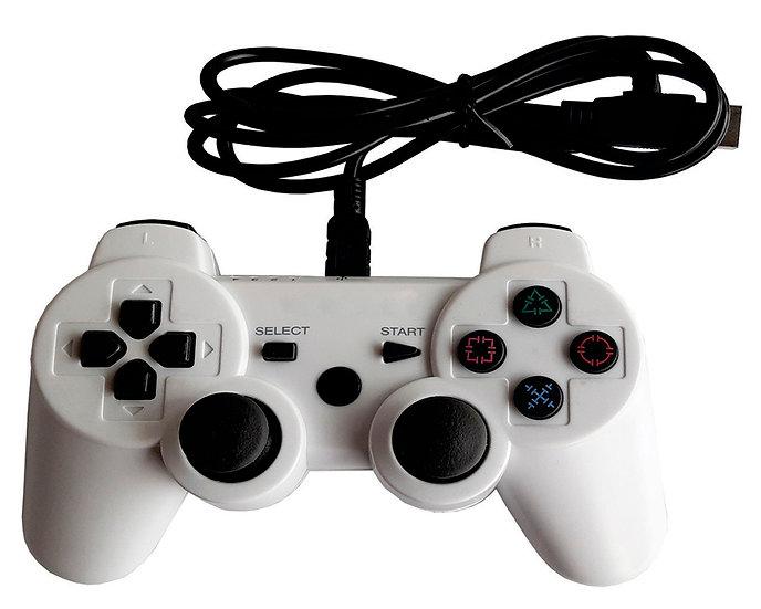 Control Alambrico tipo PS3 con cable USB