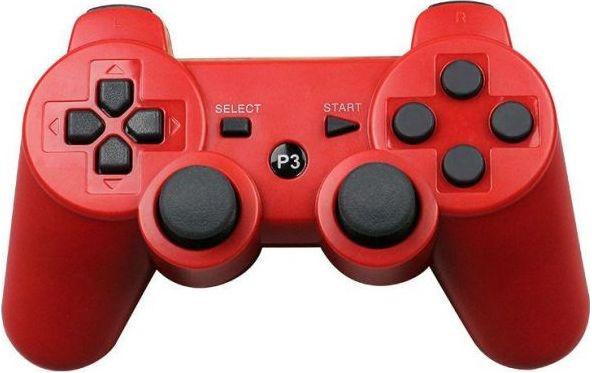 Paquete 02 Controles Inalambricos tipo PS3 C/Receptor Bluetooth