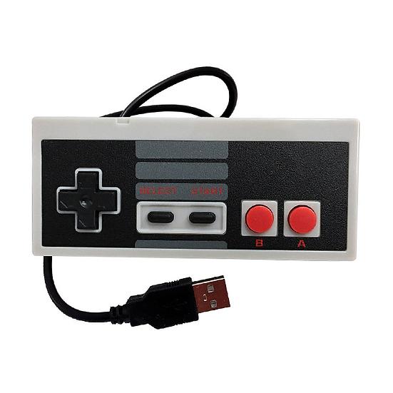 Control tipo NES USB