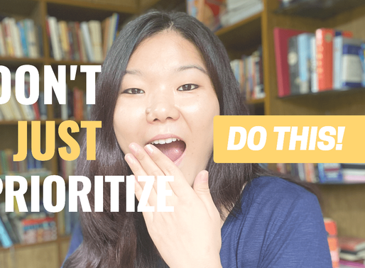 Prioritise Tasks Effectively to Get Things Done